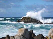 шаловливая волна Стоковая Фотография RF