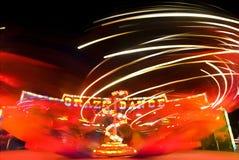 шальная танцулька Стоковое фото RF