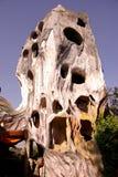 шальная дом Стоковая Фотография