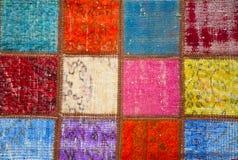 Шальное лоскутное одеяло Стоковая Фотография RF