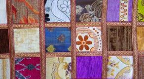 Шальное лоскутное одеяло Стоковая Фотография
