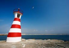 шальной маяк Стоковые Фото