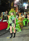 шальной парад творений Стоковые Фото