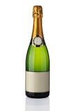 шампанское бутылки Стоковые Изображения