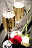 шампанское стоковое изображение