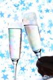 шампанское 5 Стоковая Фотография RF