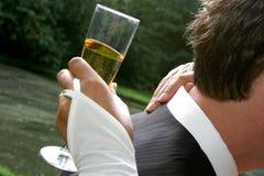шампанское Стоковые Фото
