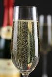 Шампань в стекле стоковая фотография