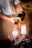 Шампань стоковое фото rf