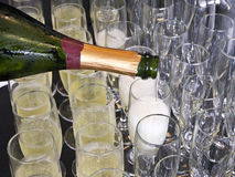 Шампань Стоковая Фотография