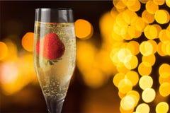 Шампань Стоковая Фотография RF