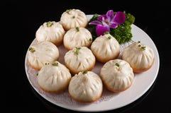 Шанхай Shengjian Bao стоковые фото