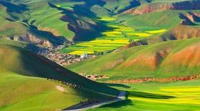 Шань Zhuoer рая стоковое изображение