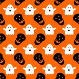 Шаржи хеллоуина Стоковая Фотография