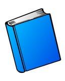 шарж книги Стоковое Изображение RF