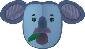 Шарж медведя коалы Стоковые Изображения