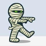 Шарж мумии Стоковая Фотография