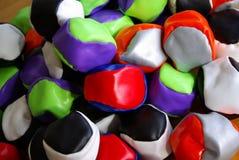 шарики жонглируя кучей Стоковые Изображения