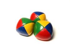 шарики жонглируя Стоковое Фото