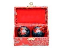 шарики китайские Стоковая Фотография