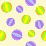 шарики предпосылки Стоковые Фотографии RF
