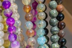 Шарики различных типа и цвета Стоковое Изображение