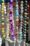 Шарики различных типа и цвета Стоковое Фото