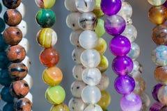 Шарики различных типа и цвета Стоковые Изображения RF