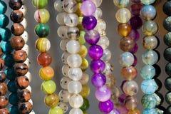 Шарики различных типа и цвета Стоковая Фотография