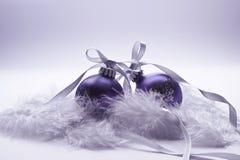 Шарики рождества Стоковое Изображение RF