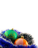 Шарики рождества Стоковое фото RF
