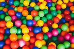 шарики цветастые Стоковые Изображения