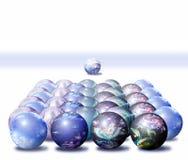 шарики 3d Стоковые Фотографии RF
