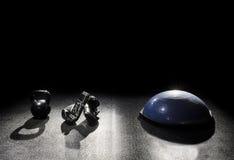Шарик баланса перчаток колокола чайника Стоковая Фотография RF