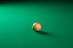Шарик биллиарда Стоковое Изображение RF