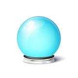 шарик вектора волшебный духовный Стоковое Изображение RF