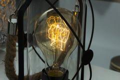 шарик вел свет Стоковая Фотография RF