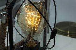 шарик вел свет Стоковое Фото