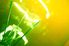 Шарик вольфрама Стоковая Фотография RF