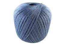 Шарик голубых потоков стоковая фотография