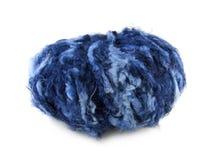 Шарик голубых потоков стоковые изображения rf