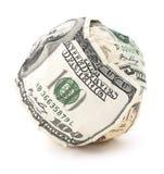 Шарик денег Стоковая Фотография