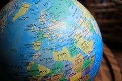 Шарик земли, глобус стоковые фото
