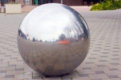 Шарик зеркала Стоковая Фотография RF