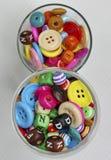 шарик и стекло Стоковые Фотографии RF