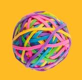 Шарик круглой резинкы Стоковая Фотография RF