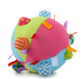 шарик младенца мягкий Стоковая Фотография