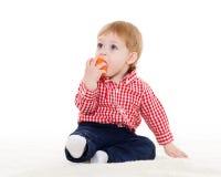 шарик младенца немногая Стоковое Изображение