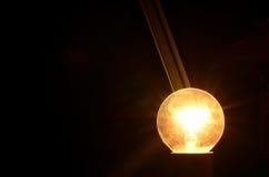 Шарик освещает вверх Стоковая Фотография RF