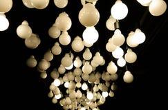 Шарик освещения - потолочная лампа Стоковые Изображения RF